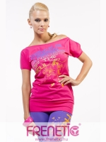 Frenetic Women Clothes-Nash- pink tunic