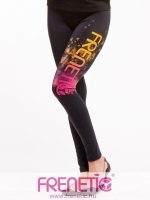 Frenetic Fitness Wear-Nual- slim fit leggings