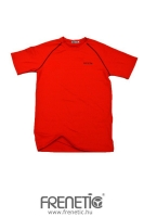 Red T-shirt for men.